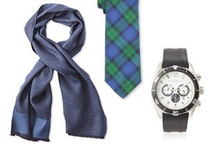Dress to Impress: Ties, Watches & More