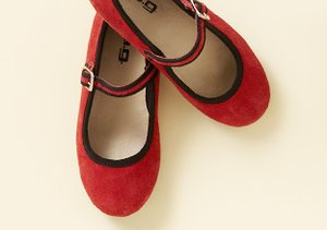 Dressing Up: Girls' Shoes