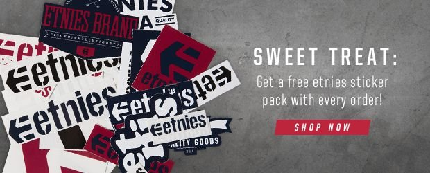 Free Stickerpack with each order