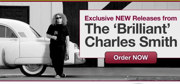 Exlusive NEW Release from The Brilliant Charles Smith