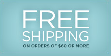 Free Shipping Over $60
