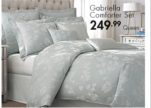 Gabriella Comforter Set 249.99 Queen