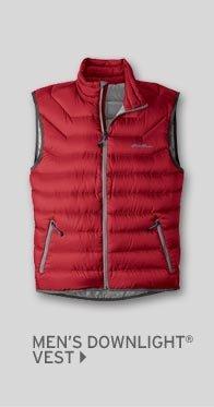 Shop Men's Downlight Vest