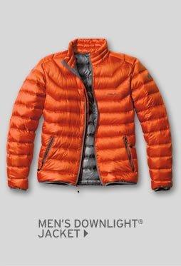 Shop Men's Downlight Jacket