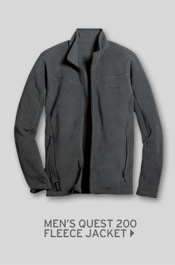 Shop Men's Quest 200 Fleece Jacket