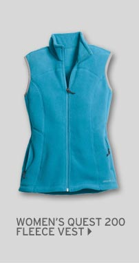 Shop Women's Quest 200 Fleece Vest