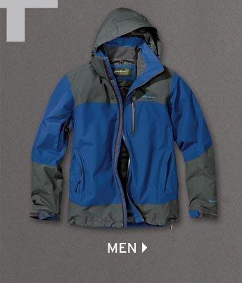 Shop Men's Snowline Shell