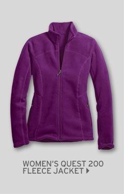 Shop Women's Quest 200 Fleece Jacket