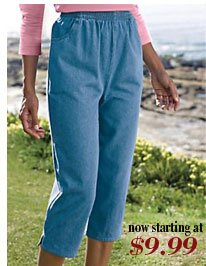 Free shipping when you purchase our Capris, #44524, now starting at $9.99