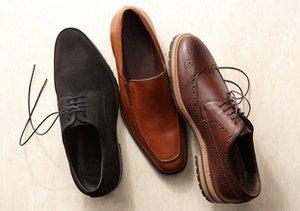 Shoes by Gordon Rush