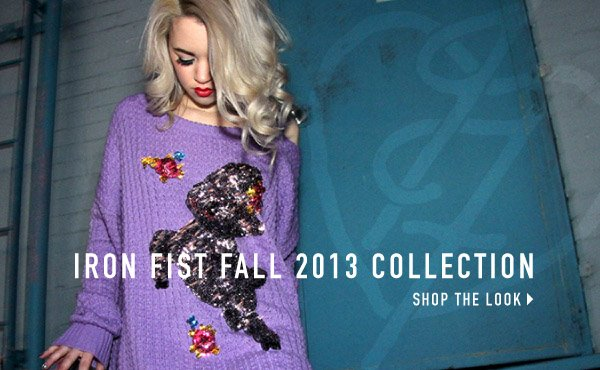 Shop the Iron Fist Fall Collection