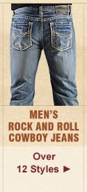 All Mens Rock and Roll Cowboy Jeans on Sale