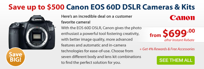 Adorama - Canon 60D