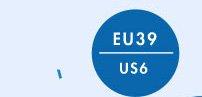 Size EU 39 / US 6