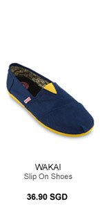 Wakai Slip On Shoes