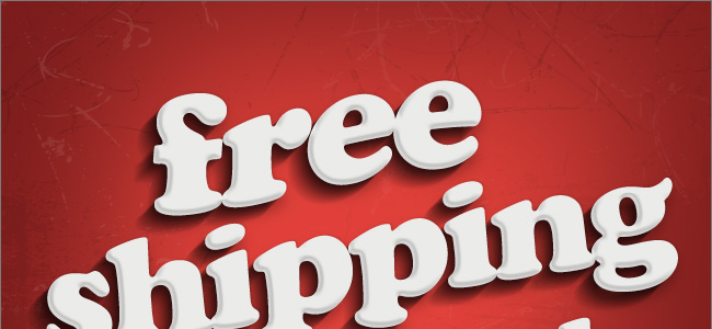 Shop Now For Free Shipping All Weekend*