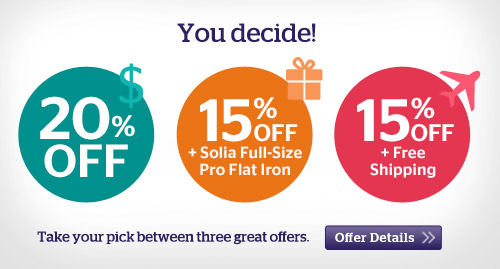 Choose Your Offer!