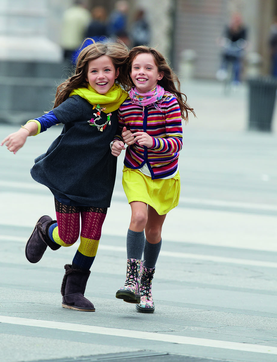 Shop the Benetton Kids Collection