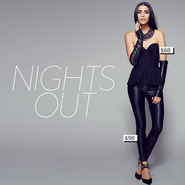 NIGHTS OUT