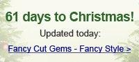 Fancy Cut Gems - Fancy Style