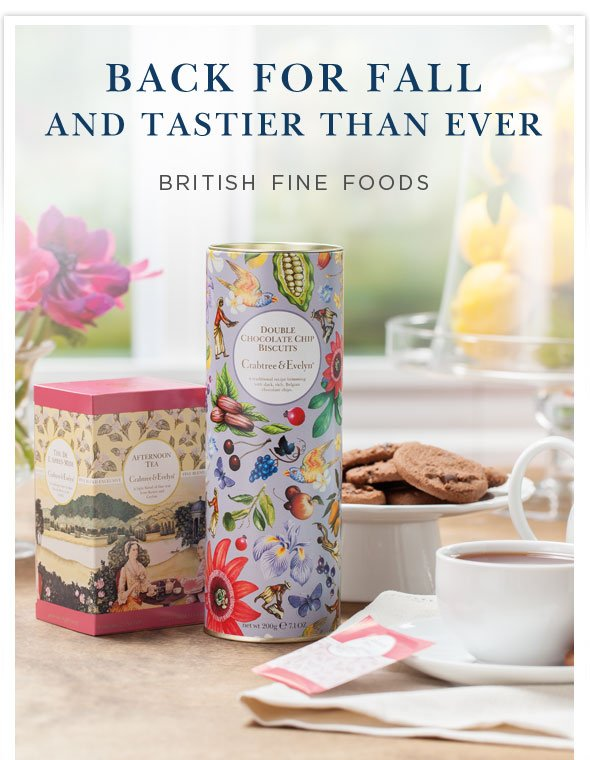 British Fine Foods - Shop Online Now.