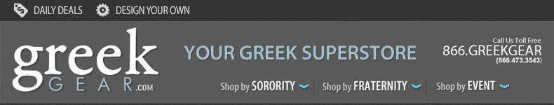 Greek Gear - Your Greek SuperStore!