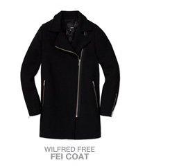 Wilfred Free Fei Coat