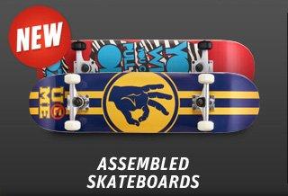Assembled Skateboards