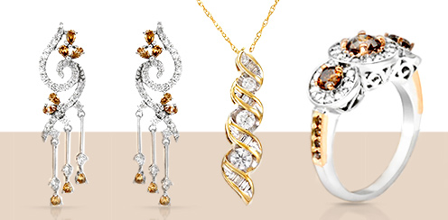 Diamond Jewelry Shop from $45