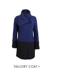 VALLORY COAT