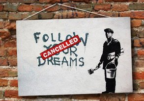 Shop Banksy-Inspired Street Art