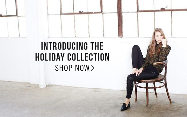 Introducing the holiday collection