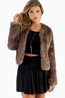 ALL FUR YOU JACKET 64
