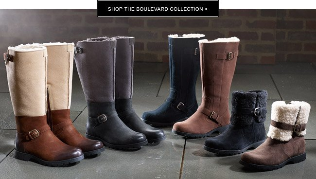 SHOP THE BOULEVARD COLLECTION