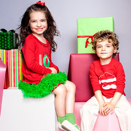 Jingle Belles & Boys: Kids' Apparel