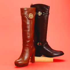 Tory Burch Boots & Flats