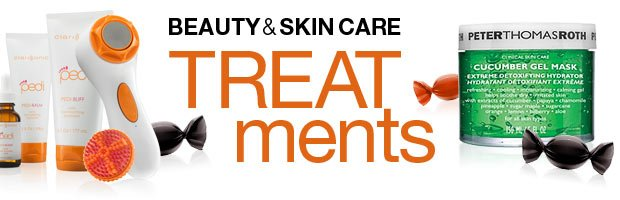 Beauty & Skin Care TREATments