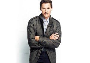 Designer Coats & Jackets ft. Prada