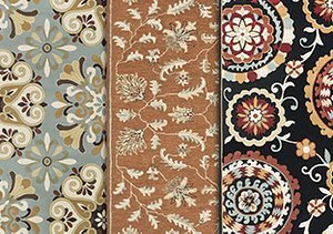 Classic Designs from Loloi Rugs
