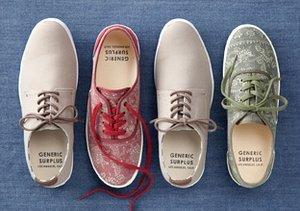 Weekend Style: Casual Kicks