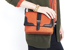 Shades of Autumn: Handbags