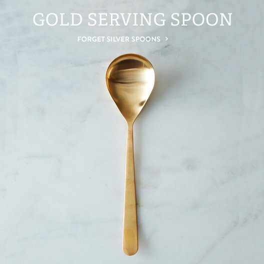 Gold Spoon
