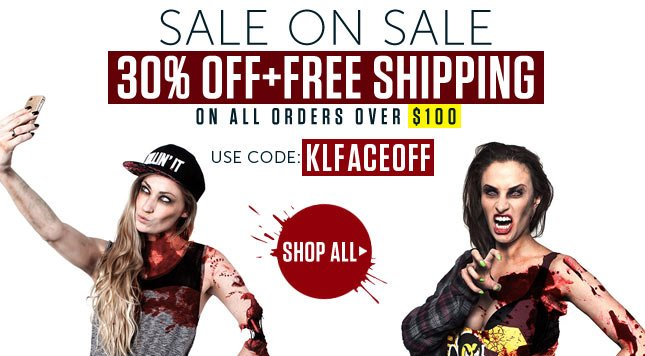 Get 30% Off + Free Shipping!* | Use Code: KLFACEOFF