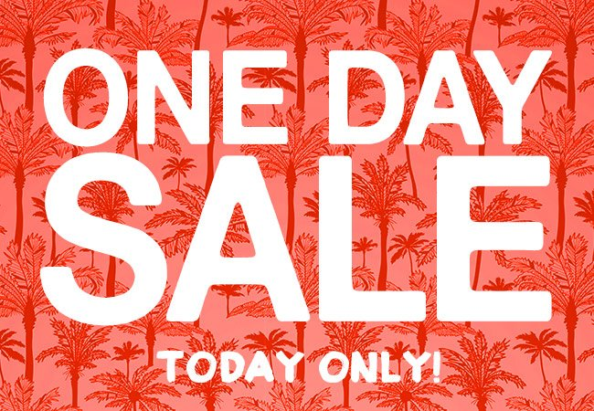 Womens One Day Sale