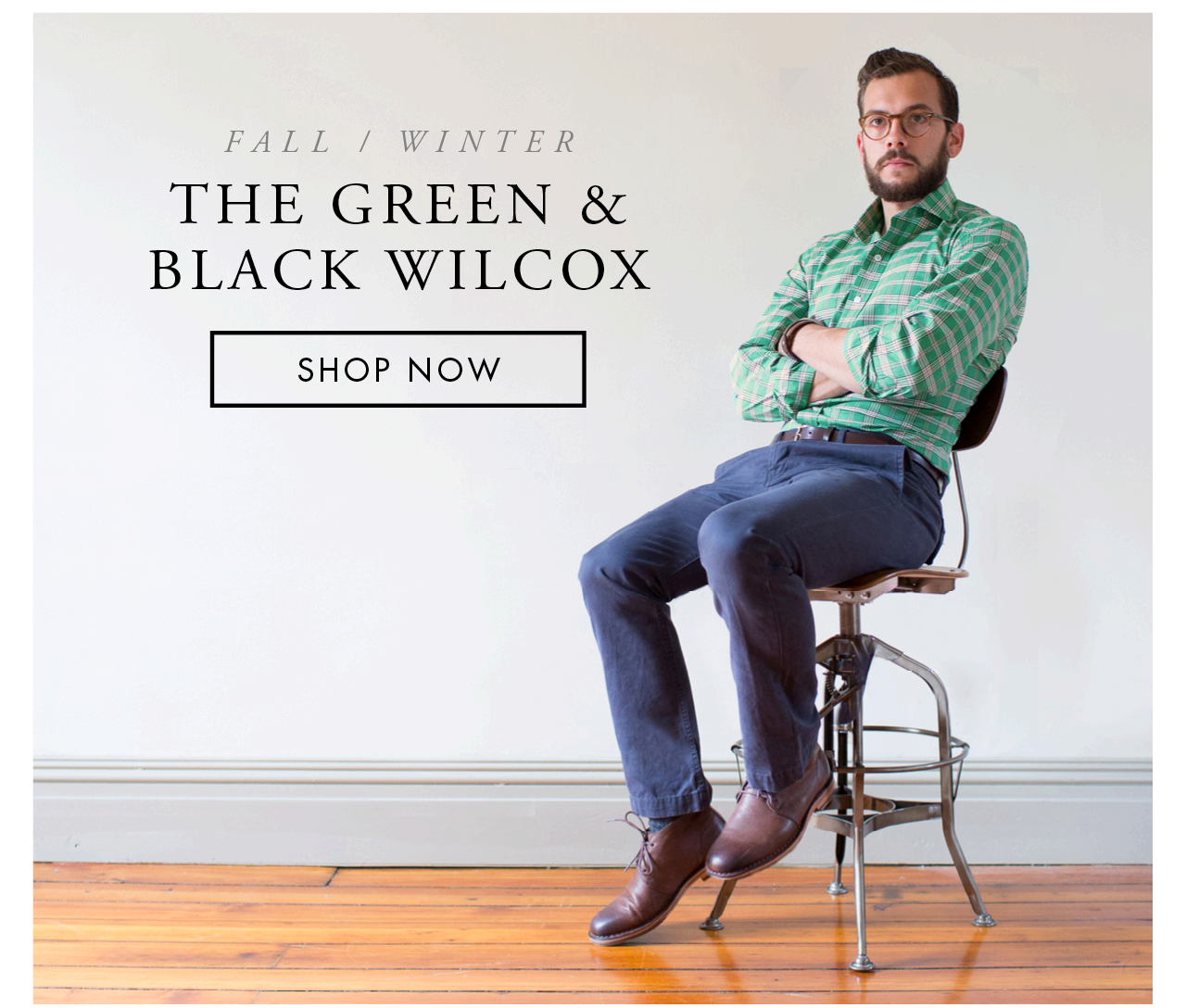 The Green and Black Wilcox