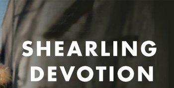 SHEARLING DEVOTION