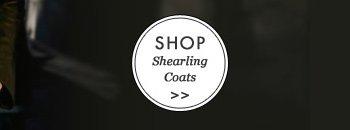 SHOP Shearling Coats
