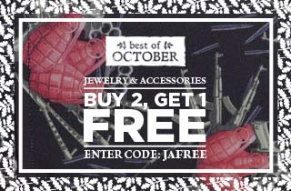 Best of October: Jewelry & Accessories