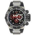 Invicta 6569 Men's Subaqua Noma IV Chronograph Black Rubber Strap Dive Watch