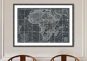 Smart Art: Blueprints & Maps